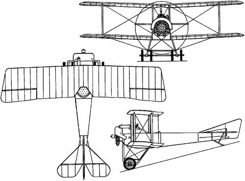 Sikorsky S-16 (Russia) (1915)