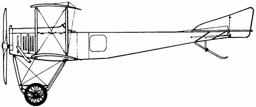 Sikorsky S-17 (Russia) (1916)