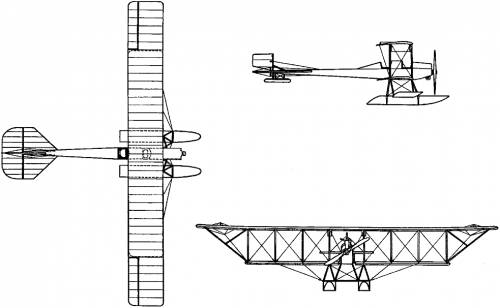Sikorsky S-5A (Russia) (1912)