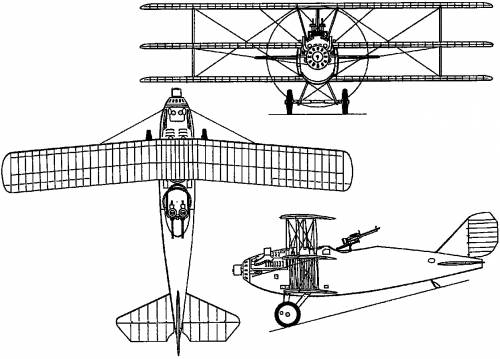 Curtiss 18-T (USA) (1918)