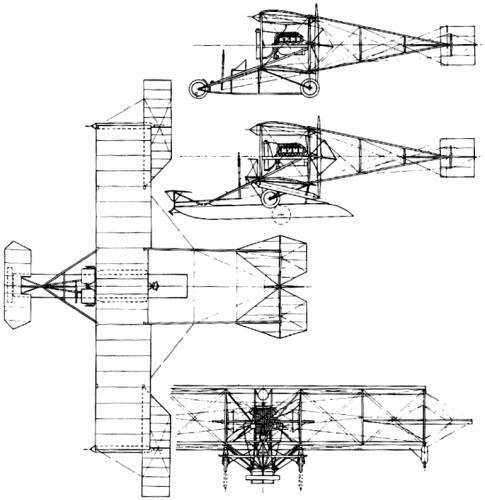Curtiss A-1 Triad (USA) (1911)