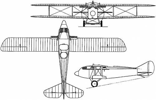 Curtiss CB (USA) (1918)