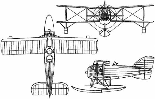 Curtiss HA-2 (USA) (1918)