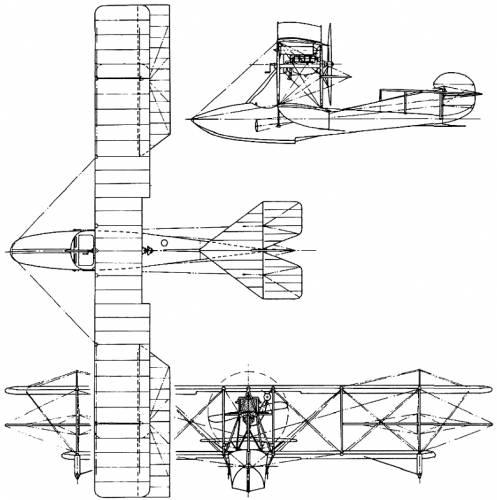 Curtiss Model F (USA) (1913)