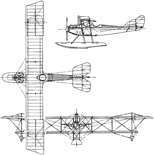 Curtiss N-9 (USA) (1916)