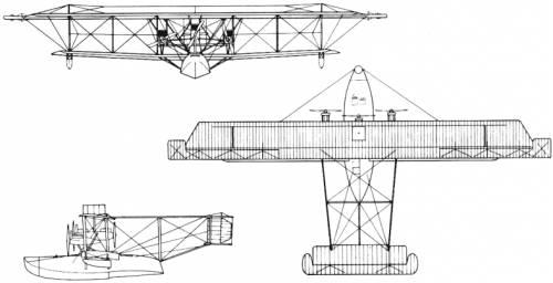 Curtiss NC (USA) (1917)