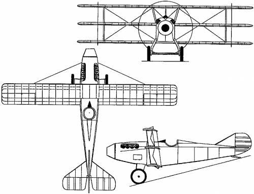 Curtiss S-3 (USA) (1917)