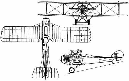 Lewis & Vought VE-7 (USA) (1918)