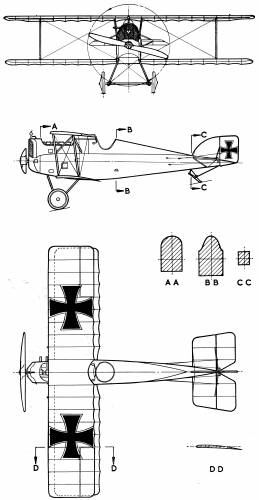 Austrian-Aviatik D-I
