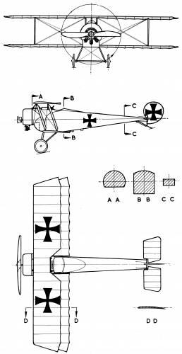 Fokker B-II (Austrian)