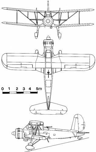 Arado Ar 195