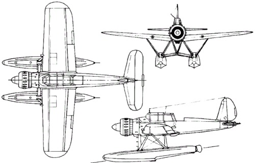 Arado Ar 196 (1937)