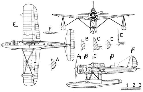 Arado Ar 196B
