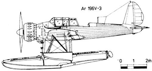 Arado Ar 196V-3