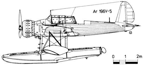 Arado Ar 196V-5