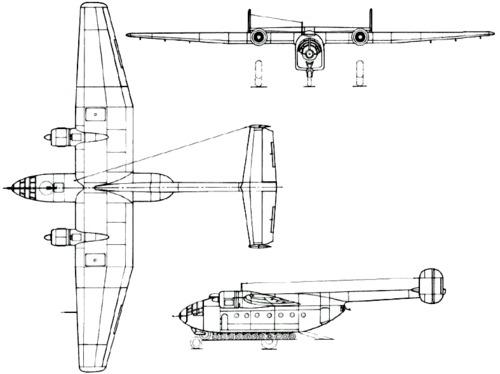 Arado Ar 232 (1940)