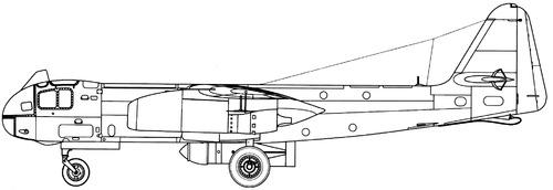 Arado Ar 234 C-3 B;itz