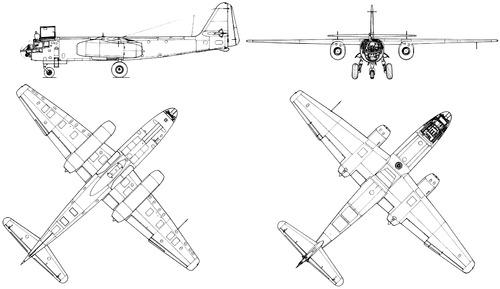 Arado Ar 234B-2 Blitz