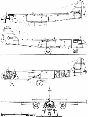 Arado Ar 234B Blitz