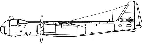 Arado Ar 234C-DB 021