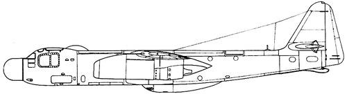 Arado Ar 234P-2