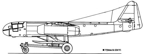 Arado Ar 234V1