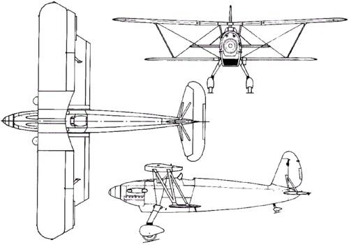 Arado Ar 68 (1934)