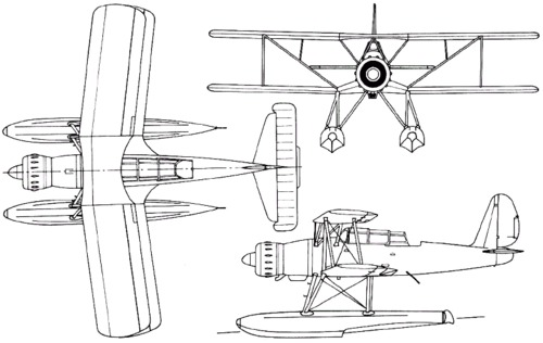 Arado Ar 95 (1936)