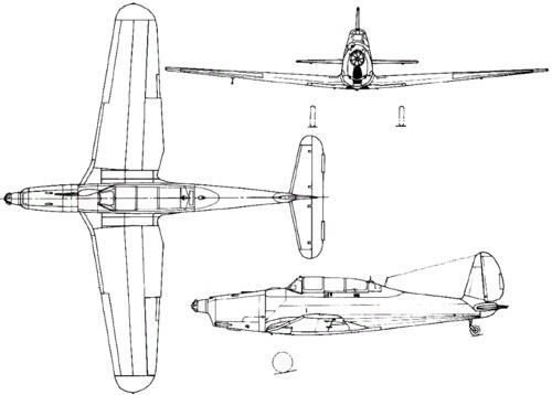 Arado Ar 96 (1936)