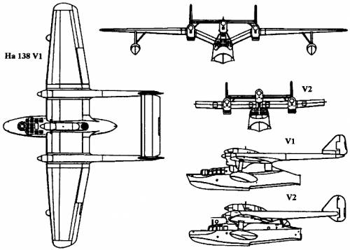 Blohm Voss BV 138 (1938)