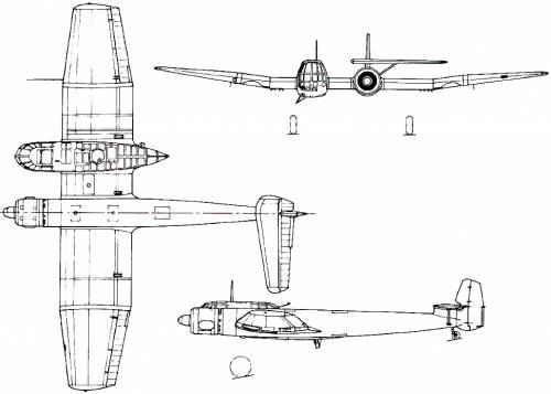 Blohm Voss BV 141 (1938)