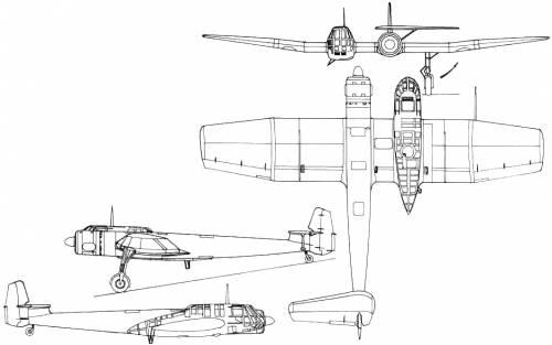 Blohm Voss BV 141B