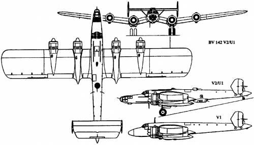 Blohm Voss BV 142 (1936)