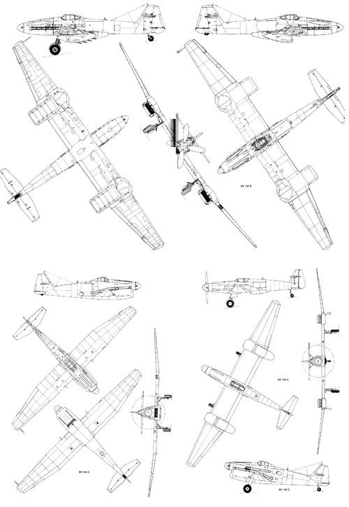 Blohm Voss BV 155
