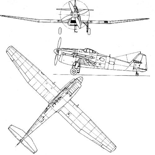 Blohm Voss BV 155C-0