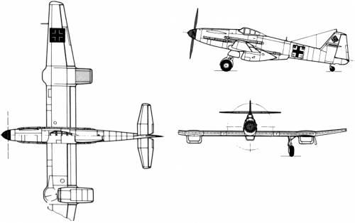 Blohm Voss BV 155V2