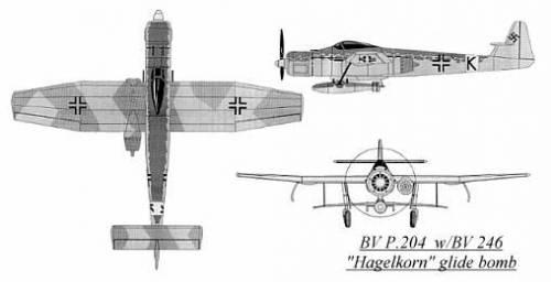 Blohm Voss BV 204 246