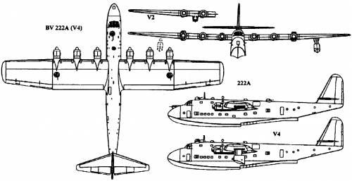 Blohm Voss BV 222 Viking (1940)