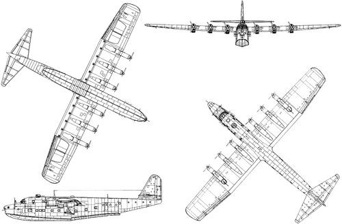 Blohm-Voss BV 222C-0 Wiking