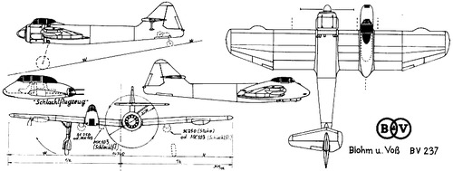 Blohm-Voss BV 237