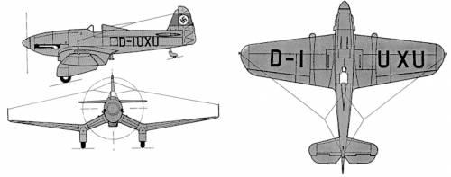 Blohm Voss HA-137