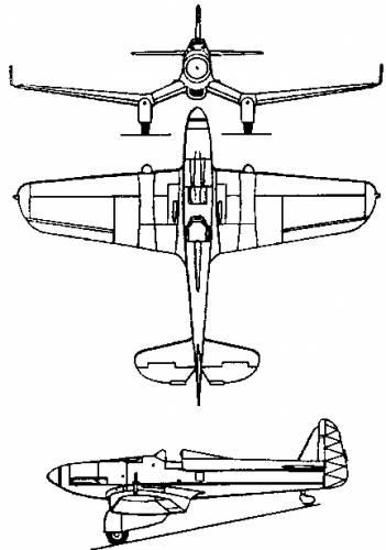 Blohm Voss Ha 137 (1935)