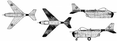 Blohm Voss P.209