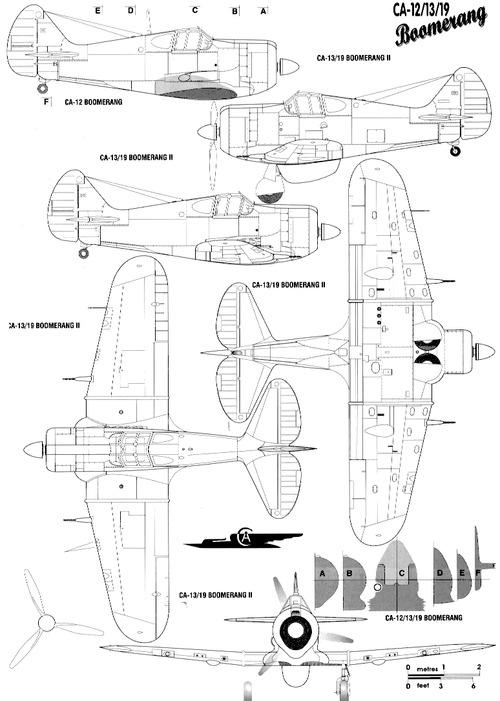 Commonwealth Ca-19 Boomerang