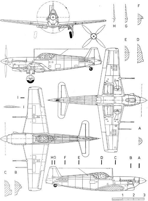 DoFlug D-3802A