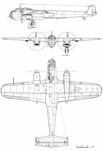Dornier Do 215B