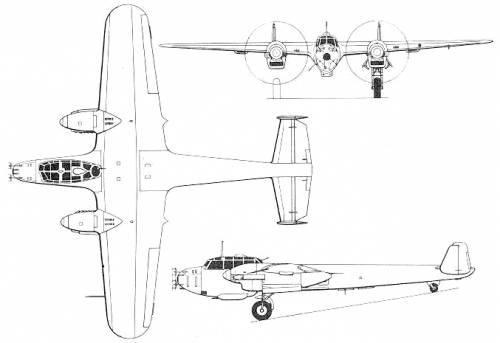 Dornier Do 215B-5 kauz3