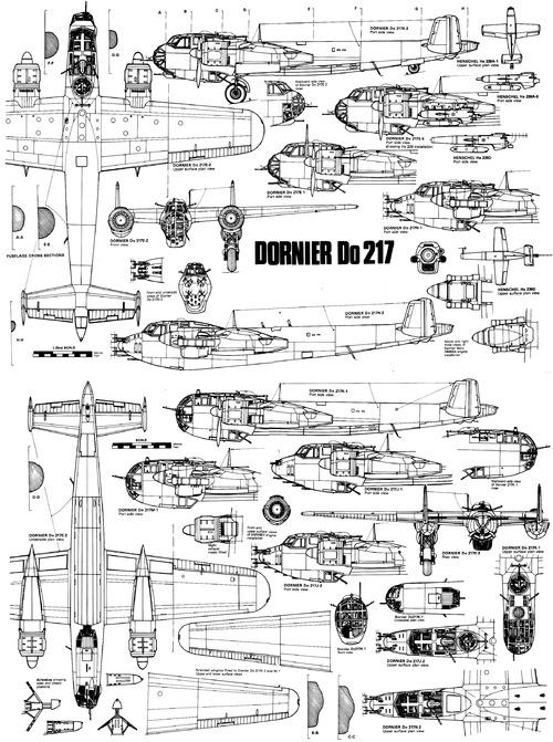 Dornier Do 217