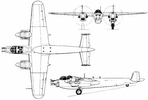 Dornier Do 217N