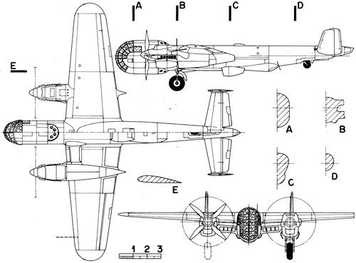 Dornier Do 217P